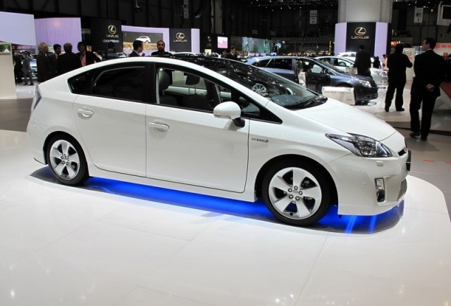 Toyota Prius - cel mai eficient automobil din lume!