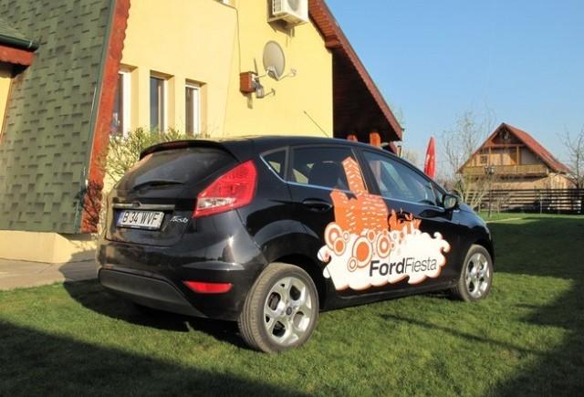 Drive test Noul Ford Fiesta