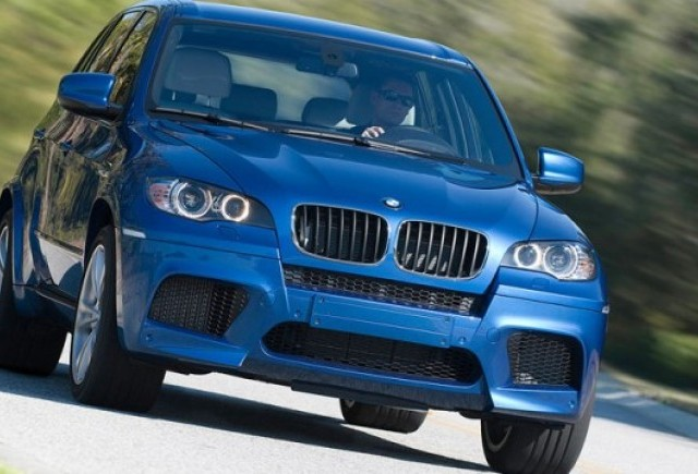 VIDEO: Noile BMW X5 M si X6 M