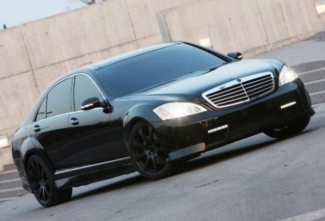 Mercedes S-Klasse, tunat de Relux
