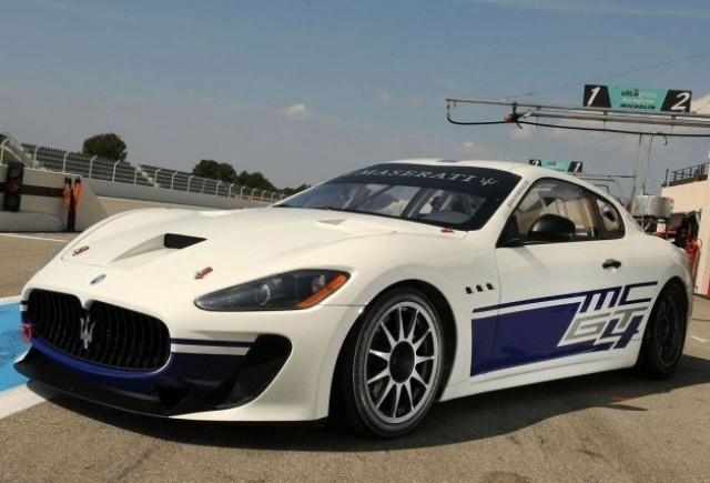 Maserati GranTurismo MC dezvelit