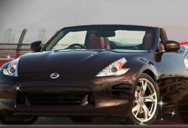 Prima imagine cu Nissan 370Z Roadster
