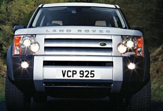 Land Rover pregateste facelift-uri la 3 modele