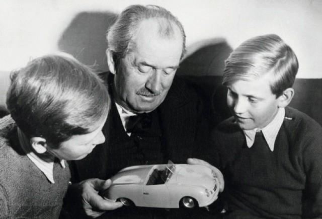 Biografii celebre: Ferdinand Porsche