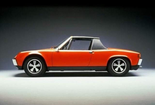 Aniversare Porsche 914