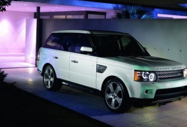 Facelift la Range Rover Sport