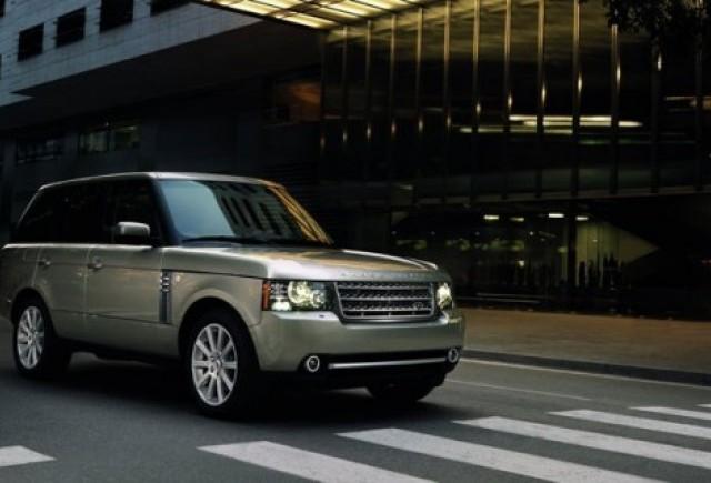 Premiera: Range Rover Facelift