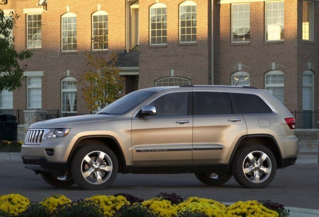 Chrysler prezinta noul Jeep Grand Cherokee