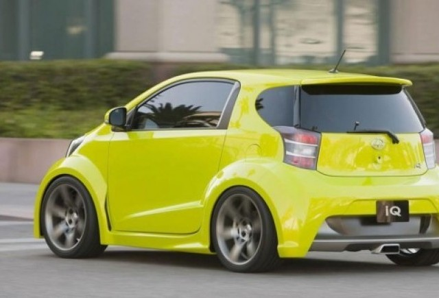 Scion iQ debuteaza in cadrul salonului auto de la New York
