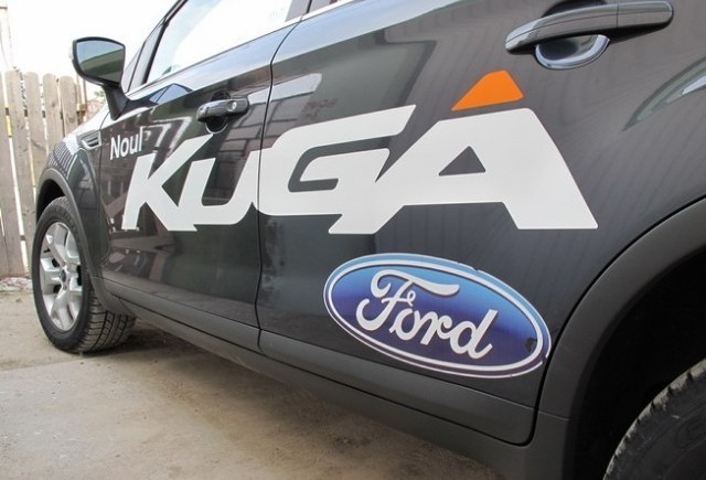 Test drive Ford Kuga