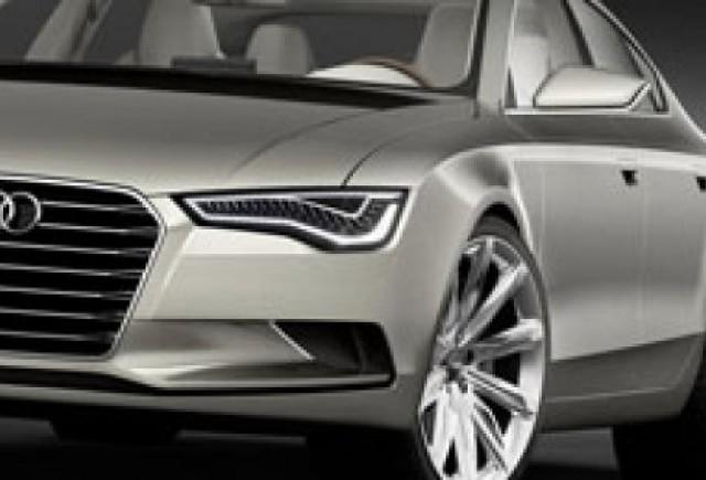 E oficial: Audi A3 Sedan soseste in 2010