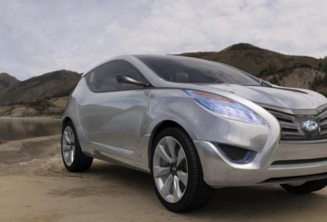 Hyundai Nuvis Hybrid debuteaza la New York