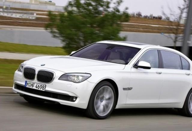 Noile BMW 760i si 760Li