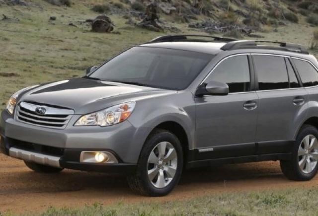 Subaru Outback debuteaza surprinzator la New York