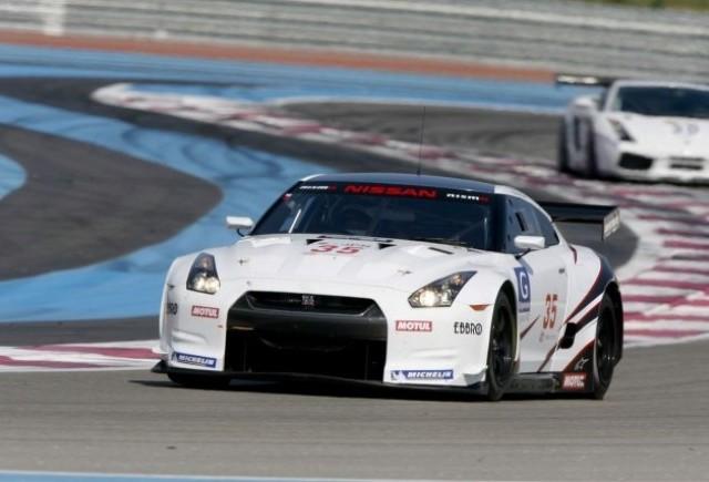 FIA GT1 Nissan GT-R dezvelit