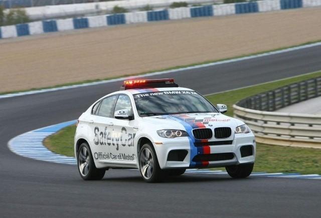 BMW X6 M Safety Car va debuta la Qatar