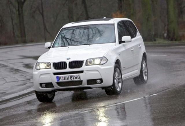 BMW prezinta X3 xDrive 18d