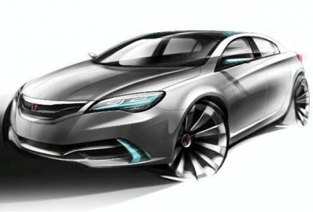 Roewe N1 Concept va debuta la Shanghai