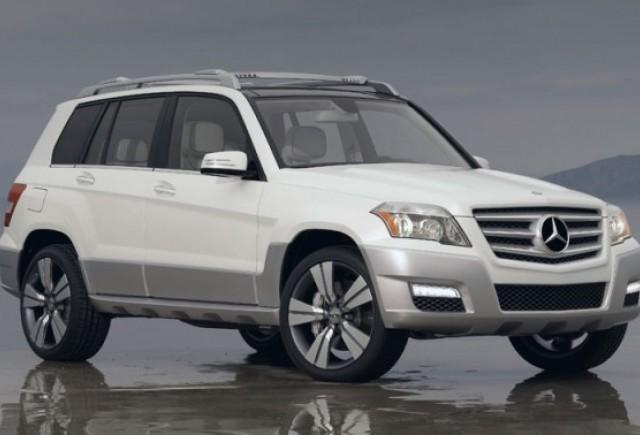 Probleme pentru Mercedes GLK