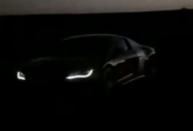 VIDEO: Promo la Audi R8