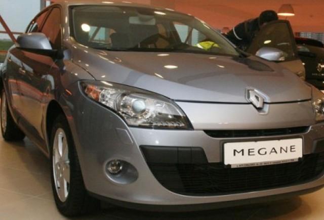 Noul Renault Megane a fost lansat in Romania