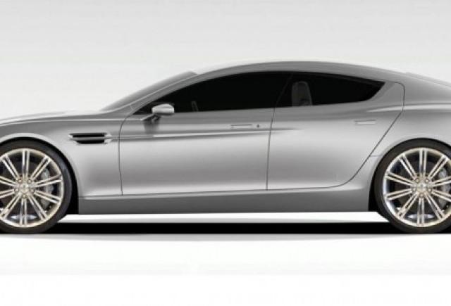 Aston Martin lanseaza primele detalii despre Rapide