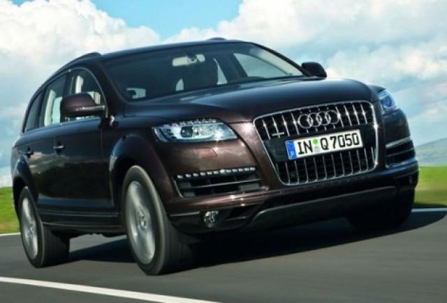 OFICIAL: Noul Audi Q7!