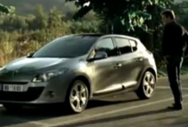 VIDEO: Reclama incredibila la Renault Megane