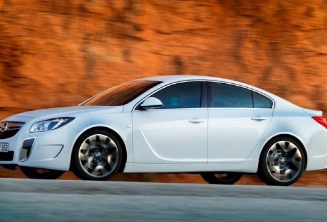 Iata noul Opel Insignia OPC!