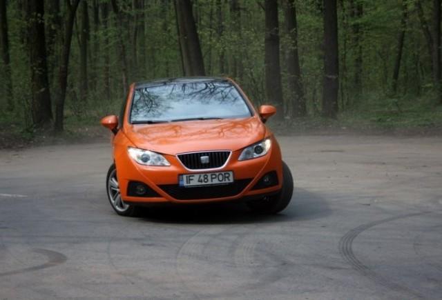 Portocala mecanica: Test-drive cu Seat Ibiza SC