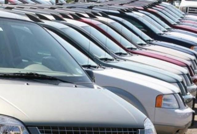 Vanzarile de masini pe piata europeana au scazut cu 17,2% in primul trimestru