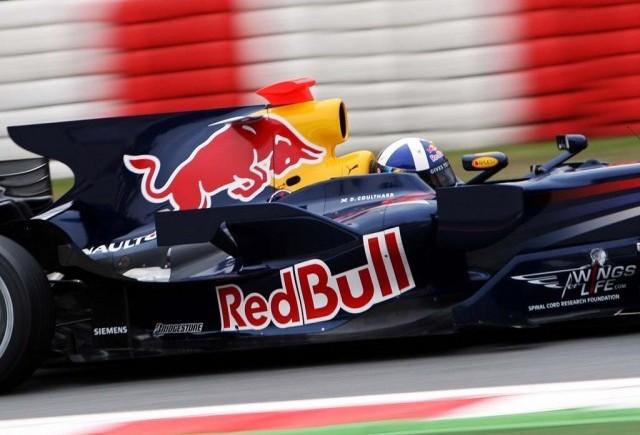 David Coulthard vine la Mamaia cu o masina de Formula 1