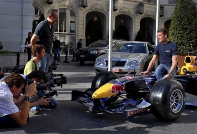 EXCLUSIV: Interviu cu pilotul David Coulthard