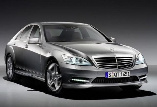 Mercedes lanseaza pachete sport AMG pentru S-Class si CL-Class