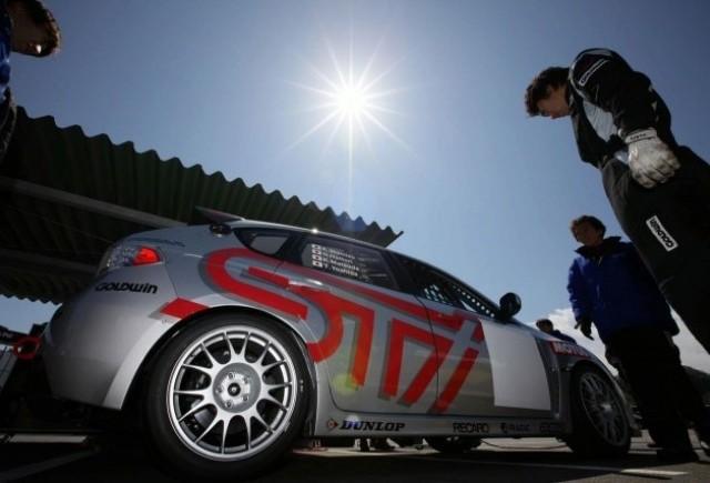 Subaru Impreza STI va concura in cursa de 24 de ore de la Nurburgring