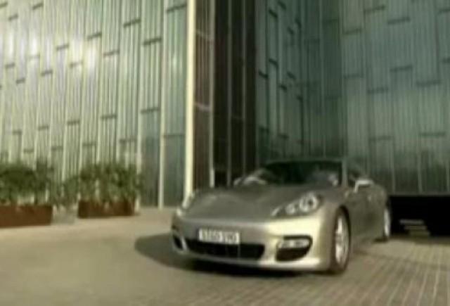 VIDEO: Noul Porsche Panamera
