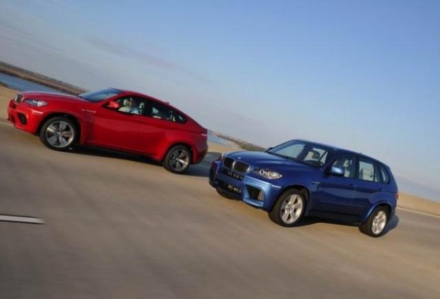 VIDEO: BMW X6M si X5M
