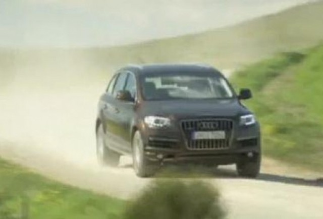 VIDEO: Audi Q7 facelift se prezinta