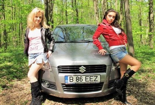 EXCLUSIV: Fetele de la masini.ro (2)