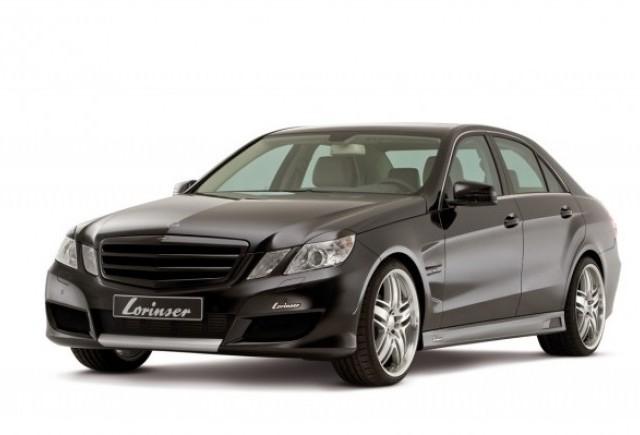 Lorinser a tunat Mercedes E-Klasse