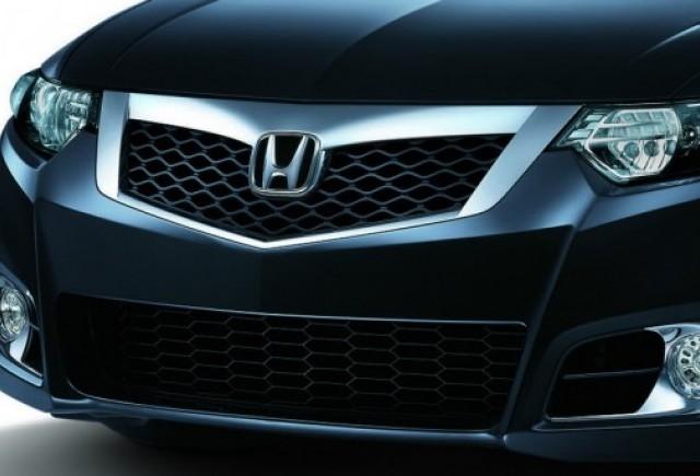 Honda prezinta conceptul Accord SR-9