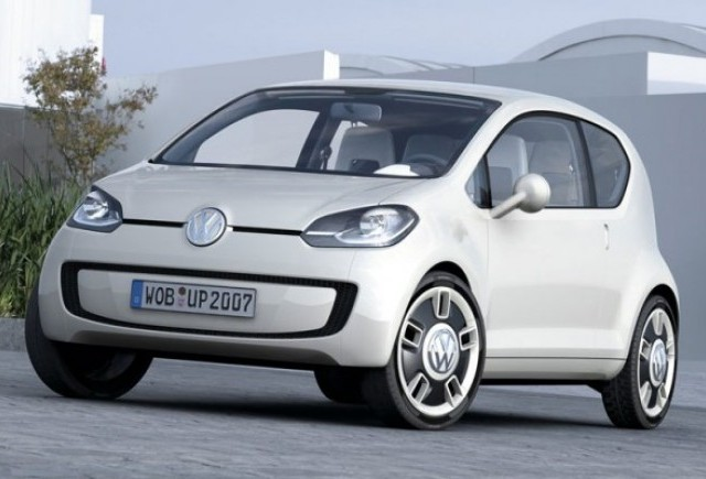 Volkswagen va produce conceptul Up in Slovacia