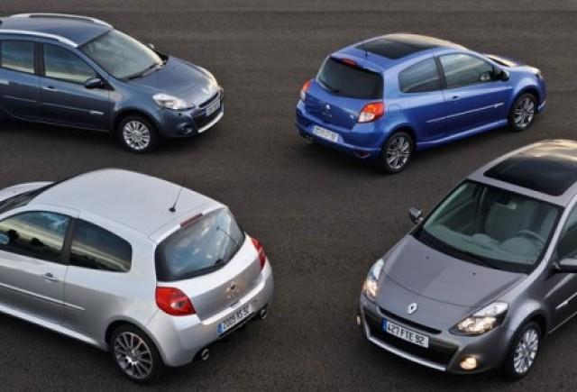 Oficial: Noul Renault Clio!