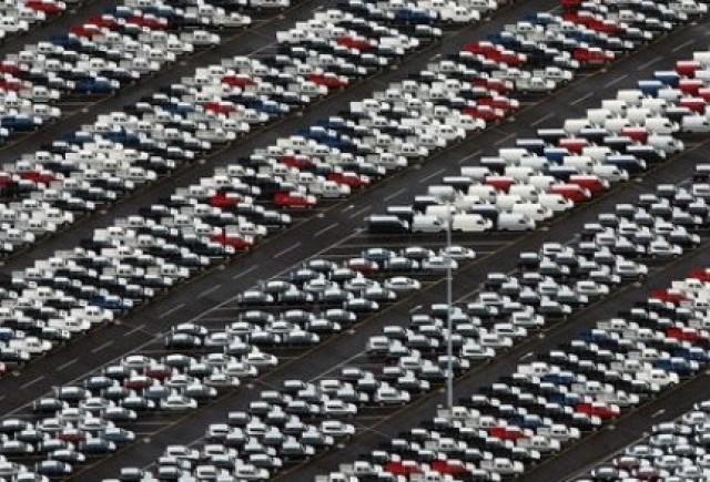 Productia auto din Marea Britanie a scazut cu 51,3% in martie