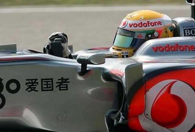 Prima sesiune de antrenamente: Hamilton invinge masinile BMW Sauber