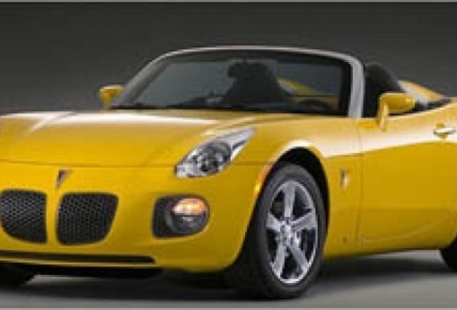 General Motors va ucide Pontiac saptamana viitoare?