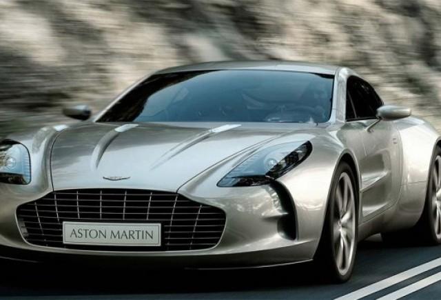Conceptul Aston Martin One-77 va debuta in Italia