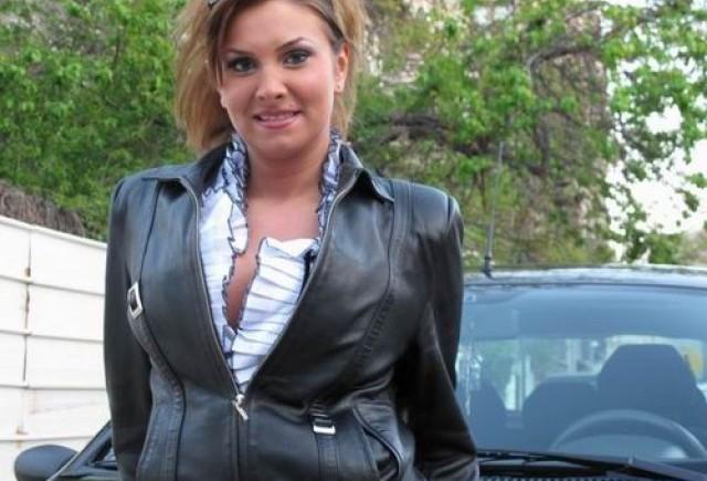 EXCLUSIV: Vedete si masini - Lavinia Stoica
