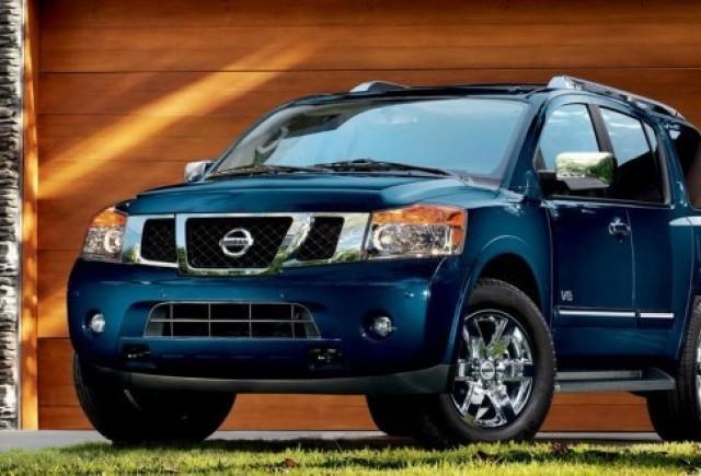 Nissan anunta preturile pentru Armada