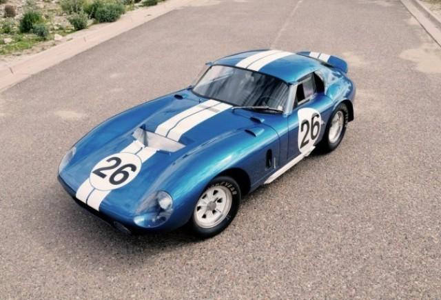 Un Shelby Cobra rar din 1965 ar putea deveni cea mai scumpa masina din lume
